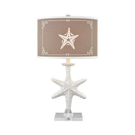 981203 Beachcrest Lamp Sand, White