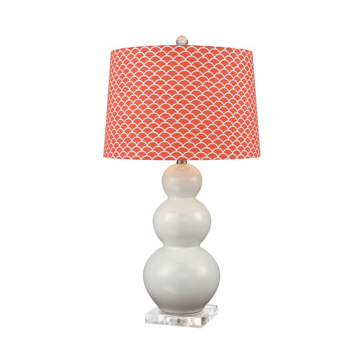 981258 Ava Lamp Coral, Pearl