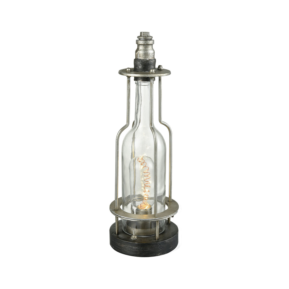 981401 Hutton Lamp Brown