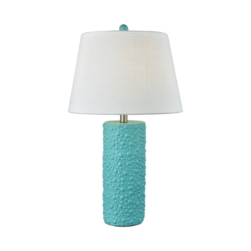 981449 Seabrook Lamp Azure, White