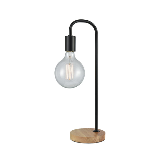 981548 Archwell Lamp Black, Natural