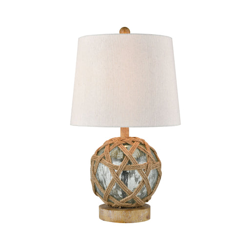 981678 Crosswick Lamp Azure, Natural, Grey