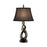 99548 Variel Table Lamp Dark Gunmetal
