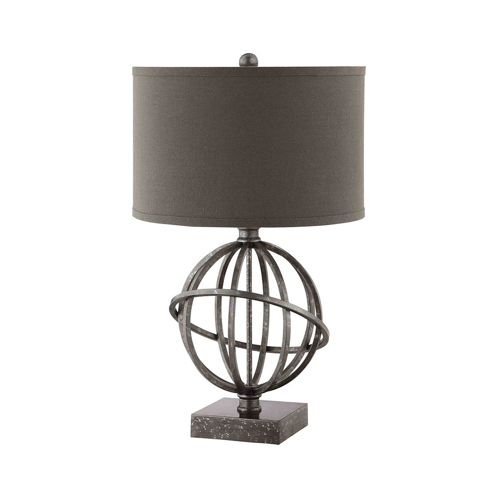 99616 Lichfield Table Lamp Marble