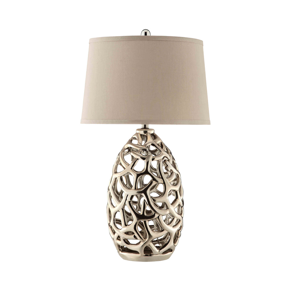 99664 Ripley Table Lamp Cream