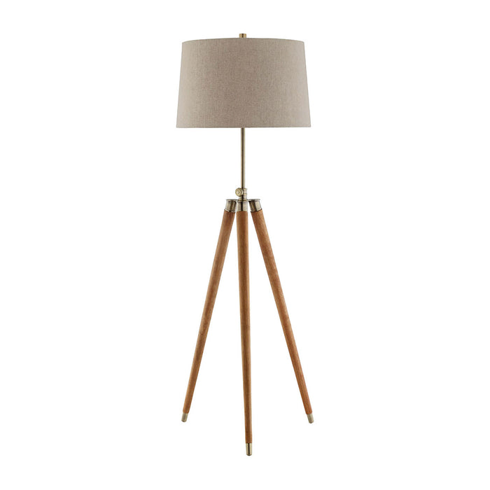 99687 Dreyer Floor Lamp Brown