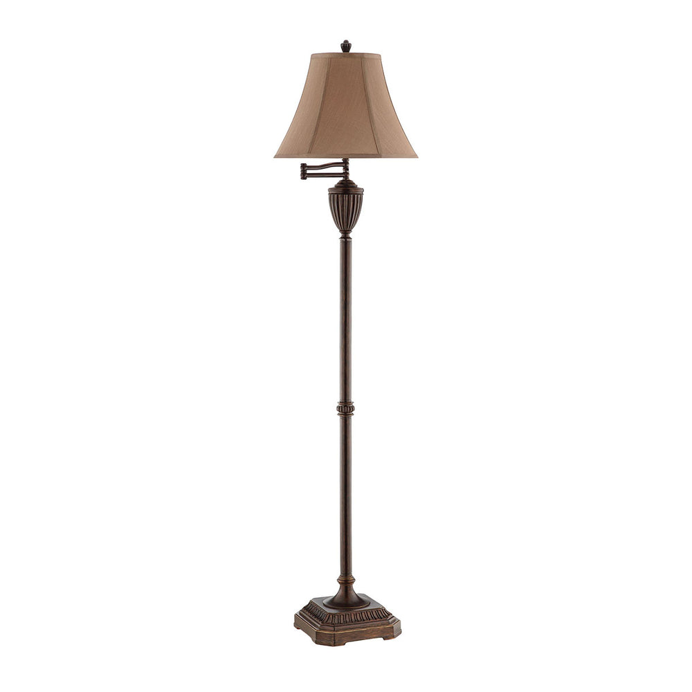 99845 Roderick Floor Lamp Dark Bronze