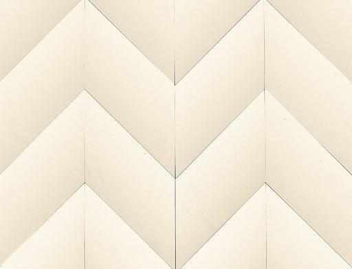 "Apex 11"" x 10.5"" Wall Tile in White Collar, Sold by the Carton"