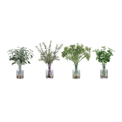 Ceci Kitchen Herbs, Set/4