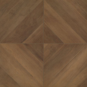 "Antique 24"" X 24"" Floor & Wall Tile in Walnut, Sold by the Carton"