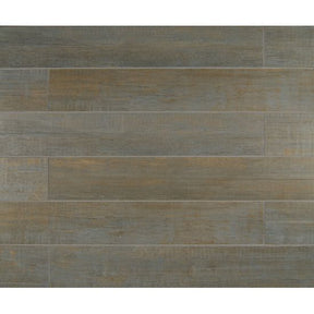 "Barrique 4"" X 40"" Floor & Wall Tile in Bleu, Sold by the Carton"