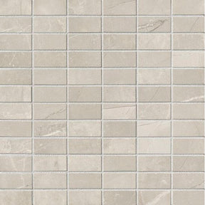 Pulpis Floor & Wall Mosaic in Grigio, Sold by the Piece