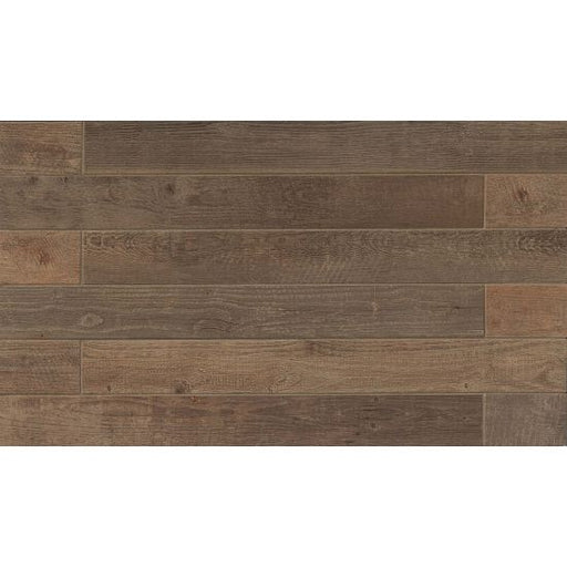 "Tahoe 4"" x 40"" Floor and Wall Tile in Barrel, Sold by the Carton"