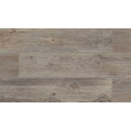"Tahoe 8"" x 40"" Floor and Wall Tile in Glacier, Sold by the Carton"