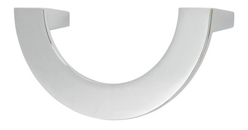 "ROUNDABOUT PULL - 3"" CENTER TO CENTER - BRUSHED NICKEL FINISH"