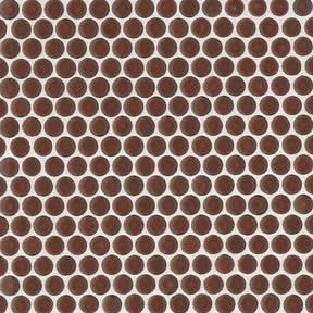 "360 3/4"" X 3/4"" Floor & Wall Mosaic in Cardinal, Sold by the Piece"