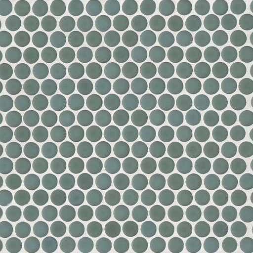 "360 3/4"" x 3/4"" Floor and Wall Mosaic in Silver Sage, Sold by the Piece"
