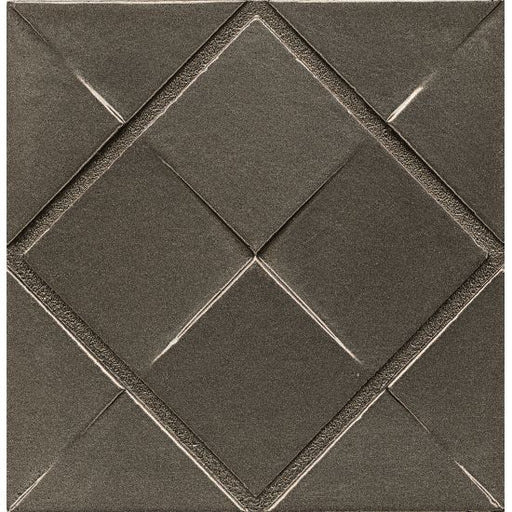 "Ambiance 4"" x 4"" Trim in Brushed Nickel, Sold by the Piece"