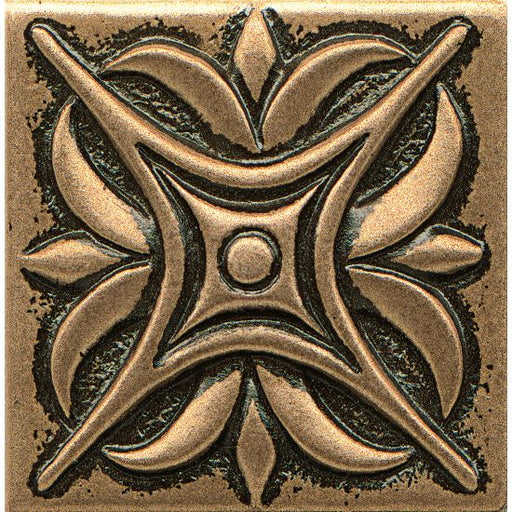 "Ambiance 2"" x 2"" Trim in Bronze, Sold by the Piece"