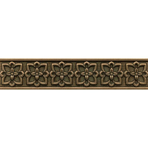 "Ambiance 2.5"" x 12"" Trim in Bronze, Sold by the Piece"