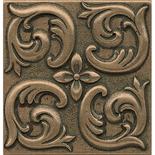 "Ambiance 4"" x 4"" Trim in Bronze, Sold by the Piece"