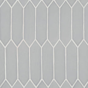 "Reine 3"" X 11"" Wall Tile in Gray, Sold by the Carton"