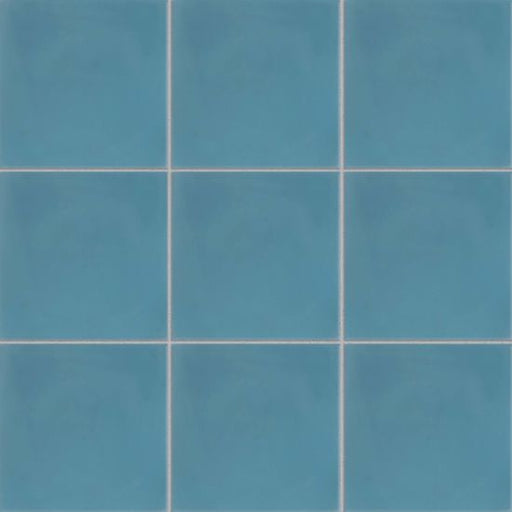 "Remy 8"" x 8"" Floor and Wall Tile in Cobalt, Sold by the Carton"