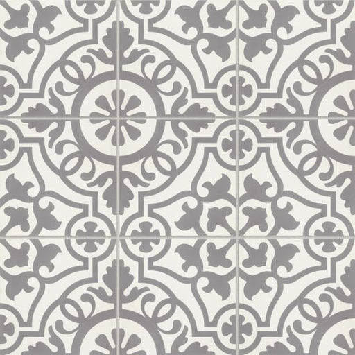 "Remy 8"" x 8"" Floor and Wall Tile in Damsel, Sold by the Carton"
