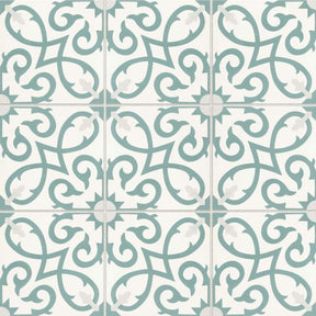 "Remy 8"" X 8"" Floor & Wall Tile in Oasis, Sold by the Carton"