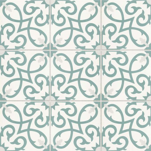 "Remy 8"" x 8"" Floor and Wall Tile in Oasis, Sold by the Carton"