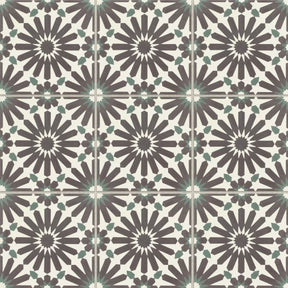 "Remy 8"" X 8"" Floor & Wall Tile in Remix, Sold by the Carton"