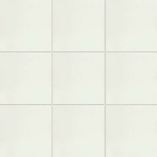 "Remy 8"" x 8"" Floor and Wall Tile in Snow, Sold by the Carton"