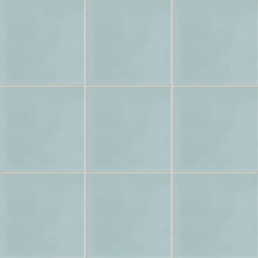 "Remy 8"" x 8"" Floor and Wall Tile in Wedgewood Blue, Sold by the Carton"