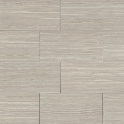 "Matrix 12"" x 24"" Floor and Wall Tile in Azul, Sold by the Carton"