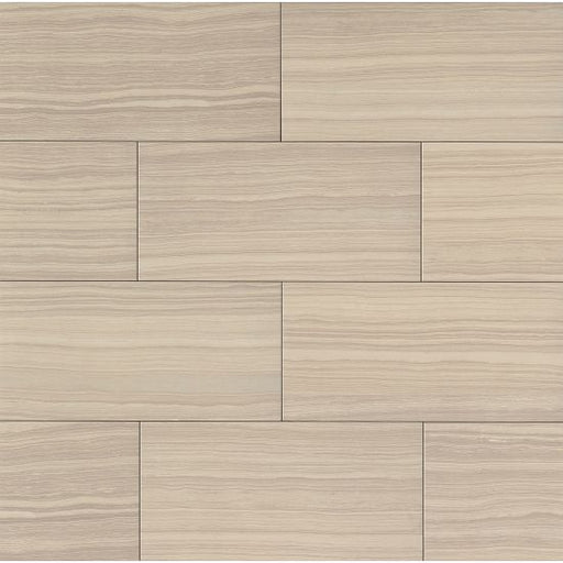 "Matrix 18"" x 36"" Floor and Wall Tile in Classic Tan, Sold by the Carton"