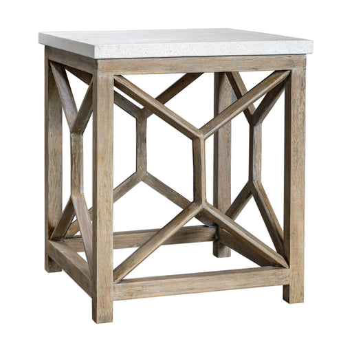 Catali Stone End Table