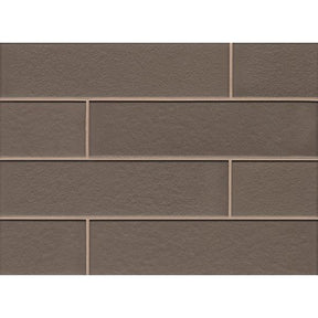 "Manhattan 4"" X 16"" Wall Tile in Ash, Sold by the Carton"