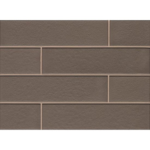 "Manhattan Gloss 4"" x 16"" Wall Tile in Ash, Sold by the Carton"