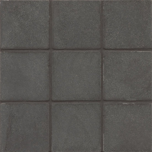 "Absolute Black 4"" x 4"" Floor and Wall Tile, Sold by the Carton"