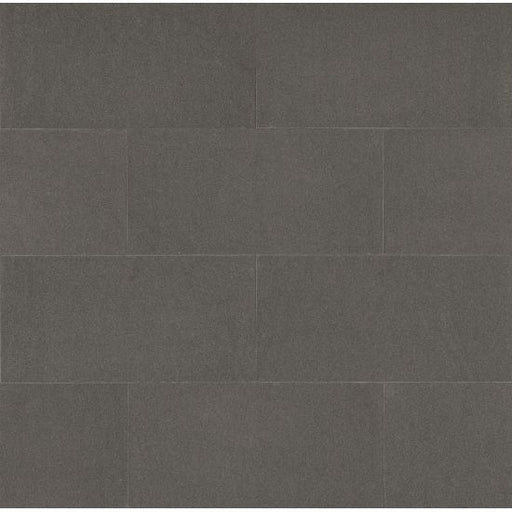 "Absolute Black 12"" x 24"" Floor and Wall Tile, Sold by the Carton"