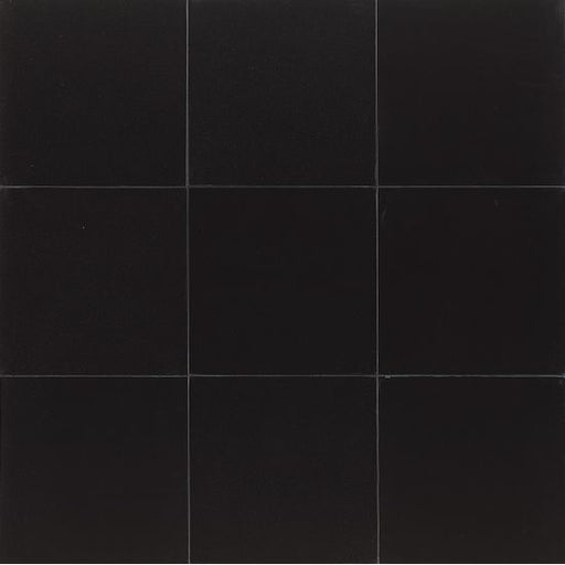 "Absolute Black 18"" x 18"" Wall Tile, Sold by the Carton"