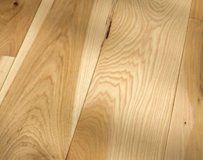 Homerwood Solid Hickory Wood Flooring, Unfinished, Per Square Foot