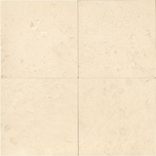 "Corinthian Whtie Honed 24"" x 24"" Floor and Wall Tile, Sold by the SF"