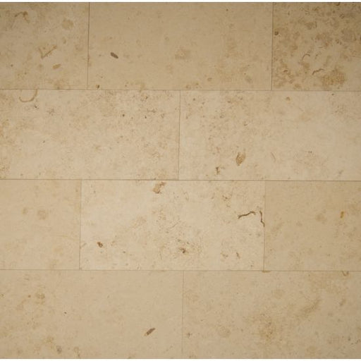 "Jura Beige 12"" x 24"" Floor and Wall Tile, Sold by the Carton"