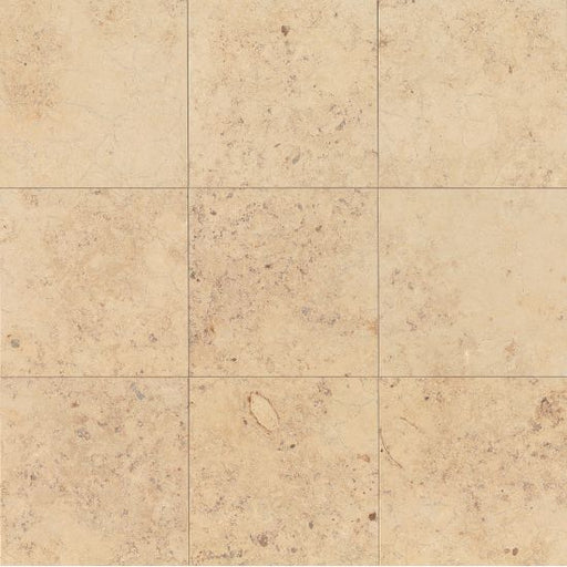 "Jura Beige 18"" x 18"" Floor and Wall Tile, Sold by the Carton"