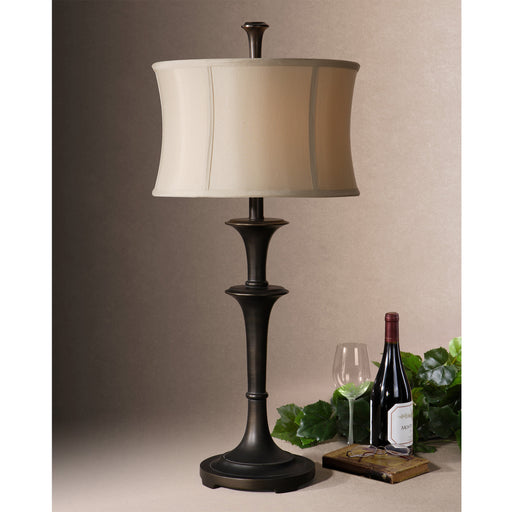 Brazoria Oil Rubbed Bronze Table Lamp