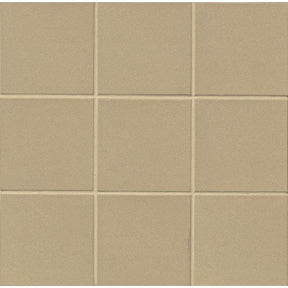 "Metropolitan 6"" X 6"" Floor & Wall Tile in Buckskin, Sold by the Carton"