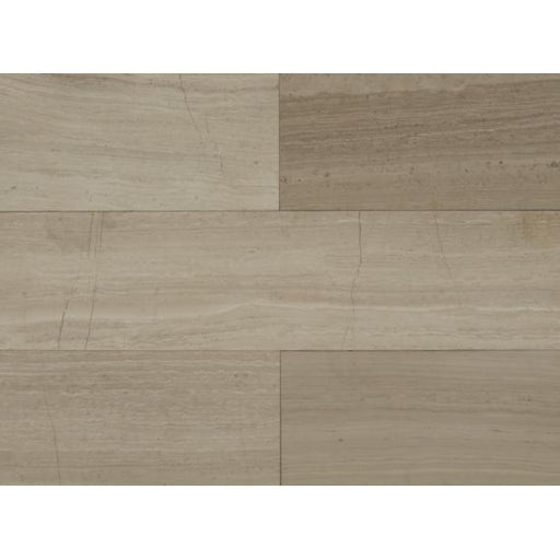 "Ashen Grey Honed 6"" x 24"" Floor and Wall Tile, Sold by the Carton"