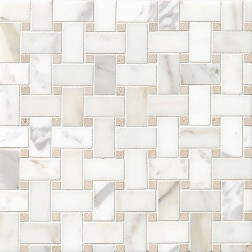 Ashbury Floor and Wall Mosaic, Sold by the Piece