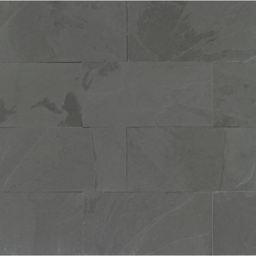 "Black Pearl 12"" x 24"" Floor Tile, Sold by the Carton"
